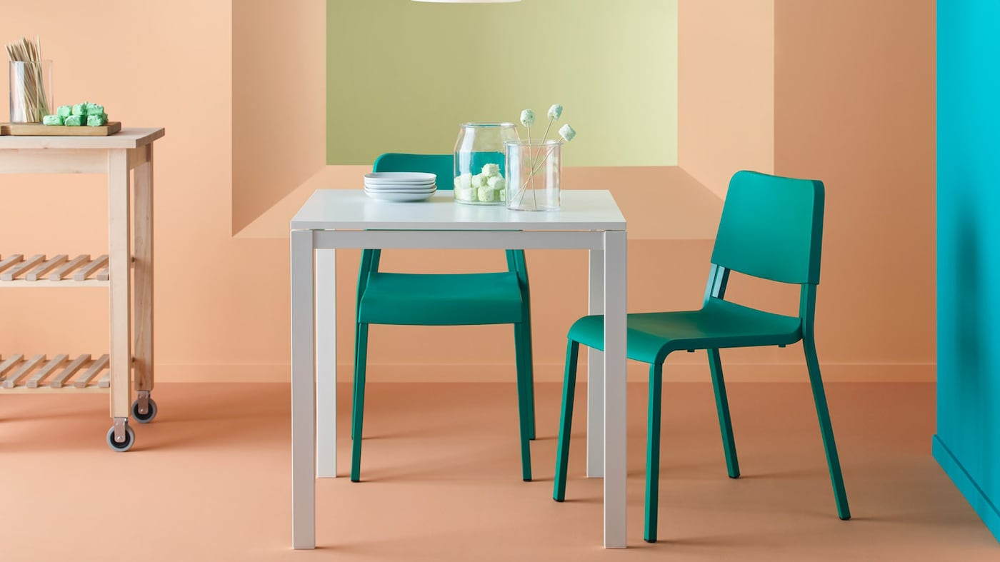 Small Dining Tables For 2 Sets Ikea
