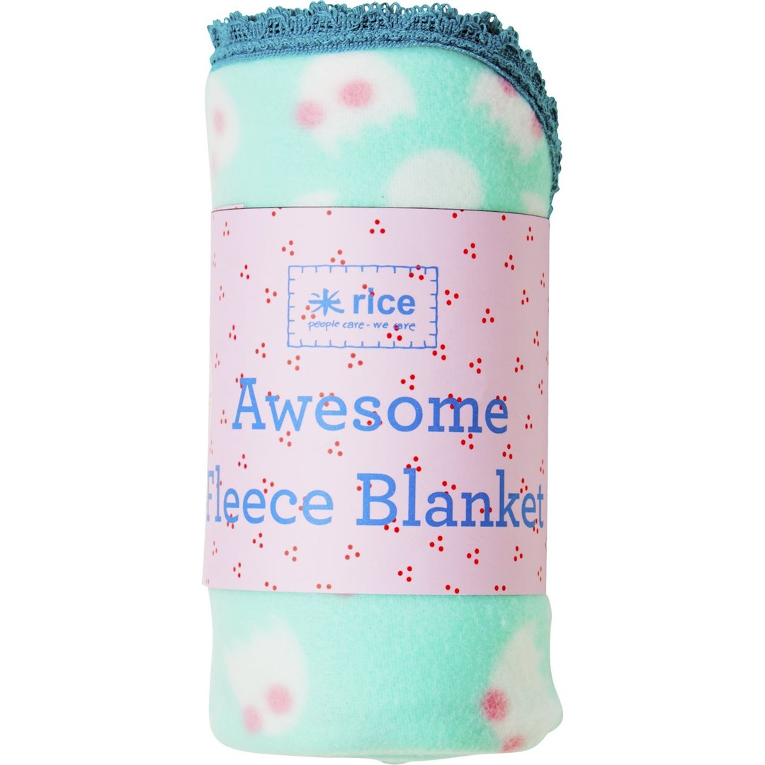 Baby Steppdecke Just Be Awesome Baby Fleece Decke - Rice - 7-9-13macht