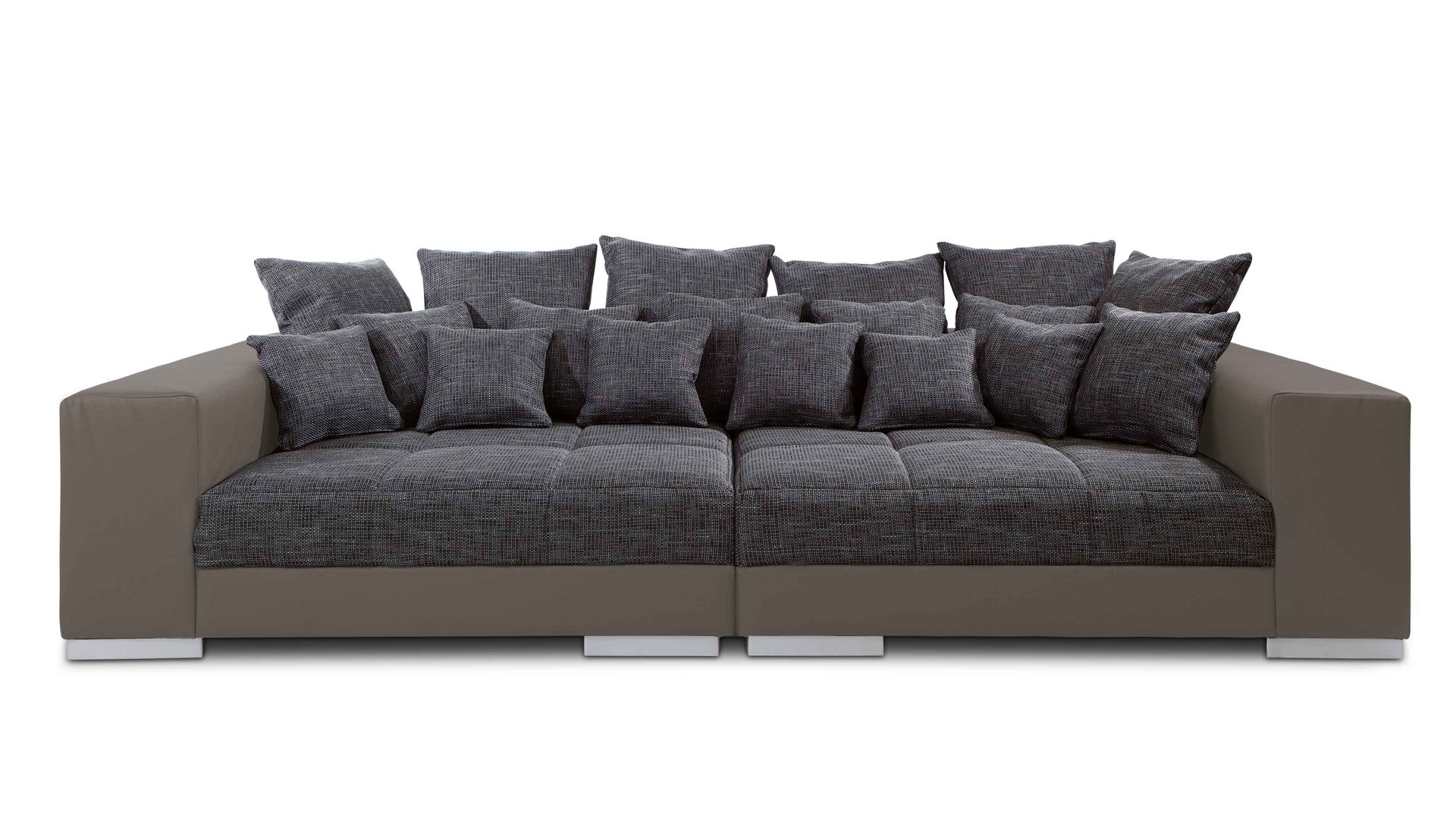 Big Sofa Valeska Sofa Hocker Grau Interesting Sofa Grau Weiss Sofa Mann Mobilia