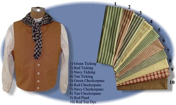 Victorian Neckties Neck Stocks Cravats String Ties