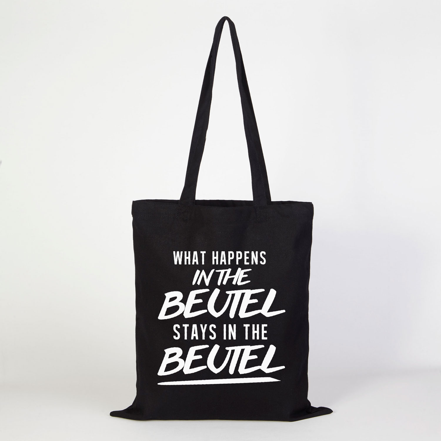 Beutel Mit Sprüchen Visual Statements Stofftasche Quothappens Quot Visual Statements