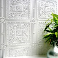 Anaglypta Paintable Paper  Tile | Wallsorts
