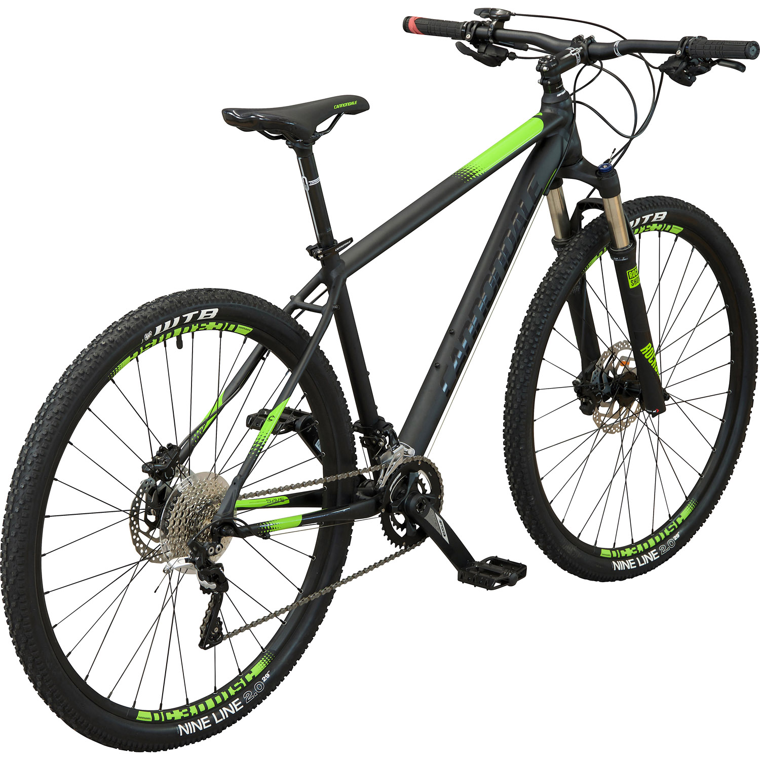 Cannondale 29 Cannondale Trail 2 Hardtail 29 Zoll Mountainbike M 44 Cm