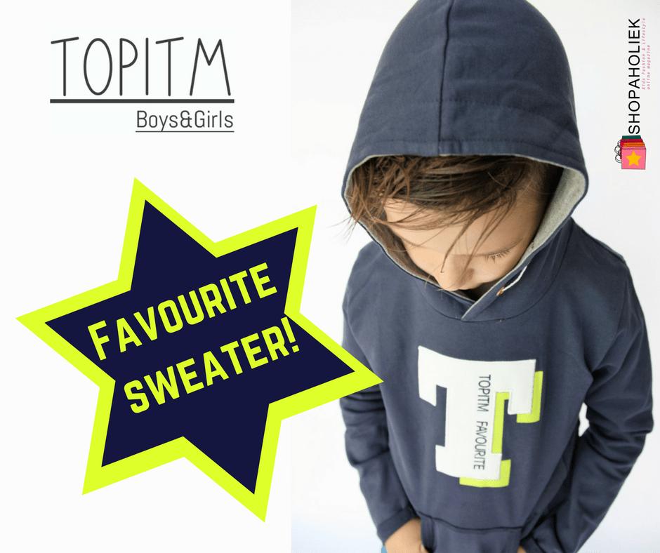 My favourite sweater!