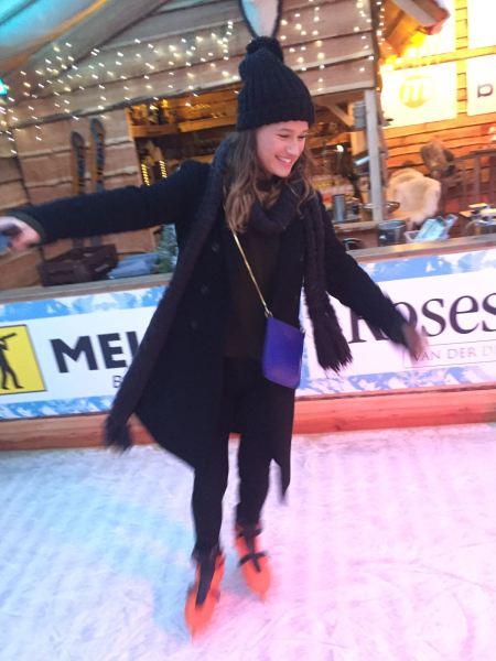 Schaatsplezier bij Winter Wonderland Noordwijk