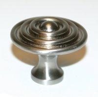 Alno Creations Shop: A566-SN | Knob | Satin Nickel | Alno ...