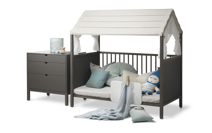Baby Cradle Attached To Bed Stokke Home Bed Cribs Furniture Baby Bliss A Premium