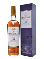 Rượu whisky Macallan 18