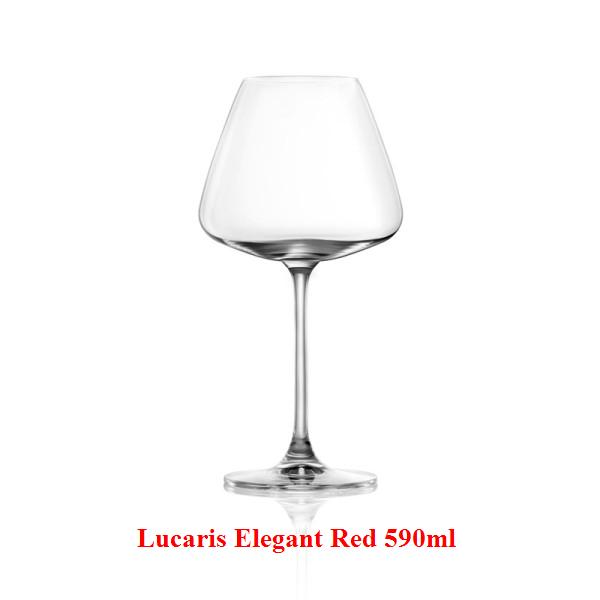 Lucaris Elegant Red5