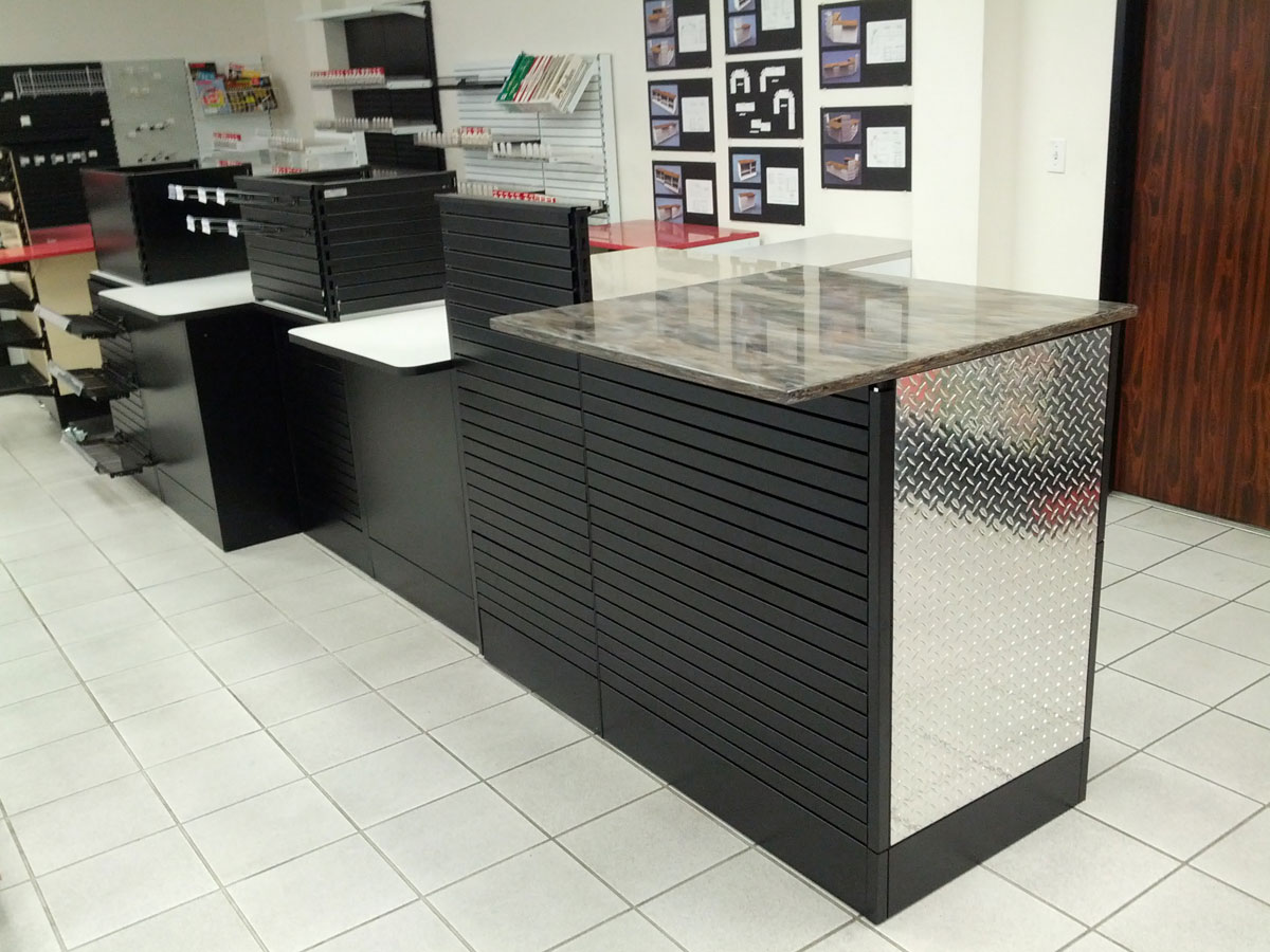 Sale Counter Design 4d Upright Sales Counter Shopco U S A Inc
