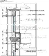 Door Shop Drawings