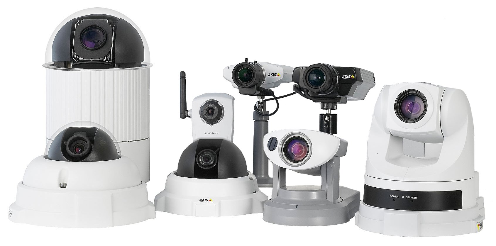 Axis Camera Network Security Cameras Computer And Network Infrastructure