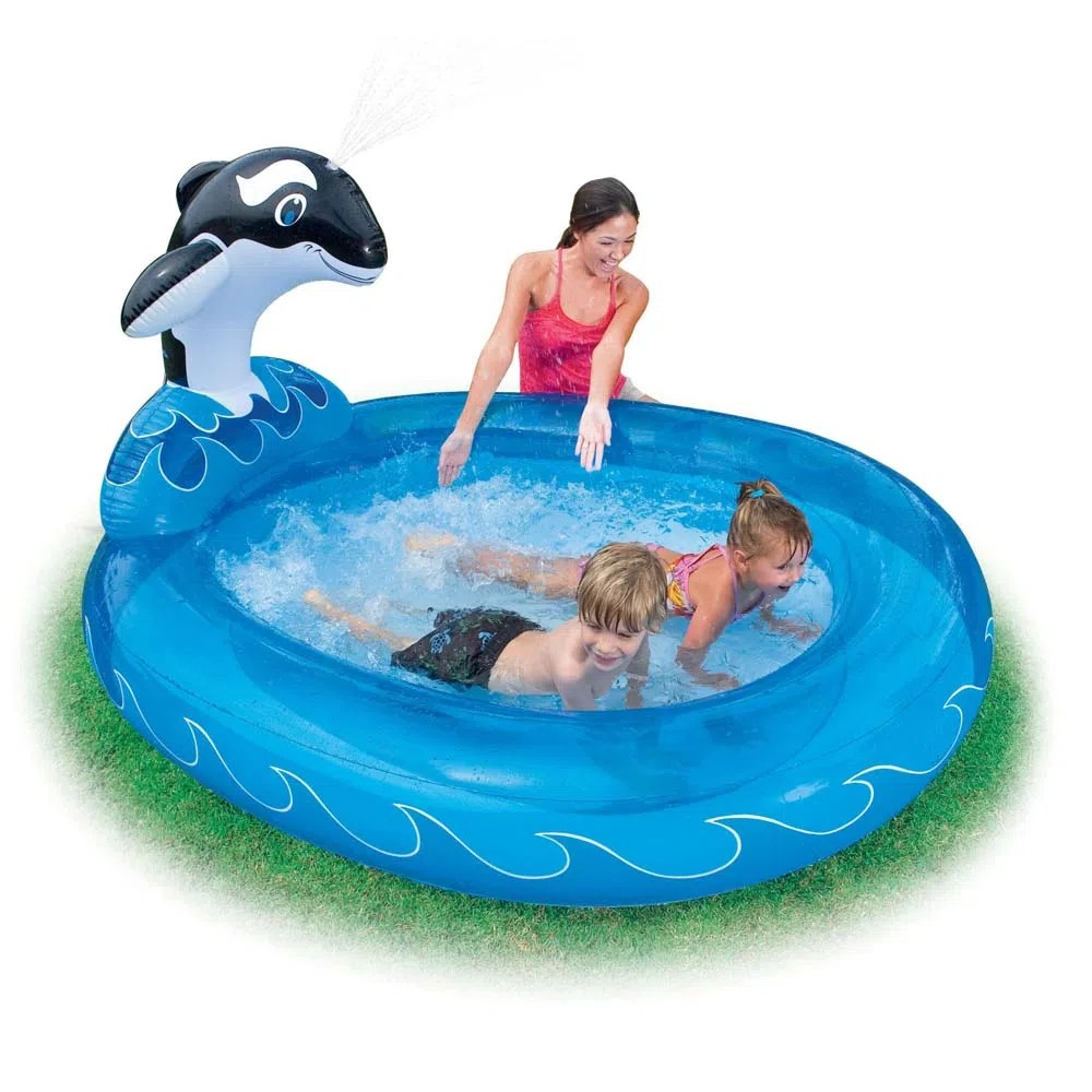 Piscinas Intex Site Piscina Intex Baleia Com Chafariz 57424 Comprar No Shopfácil