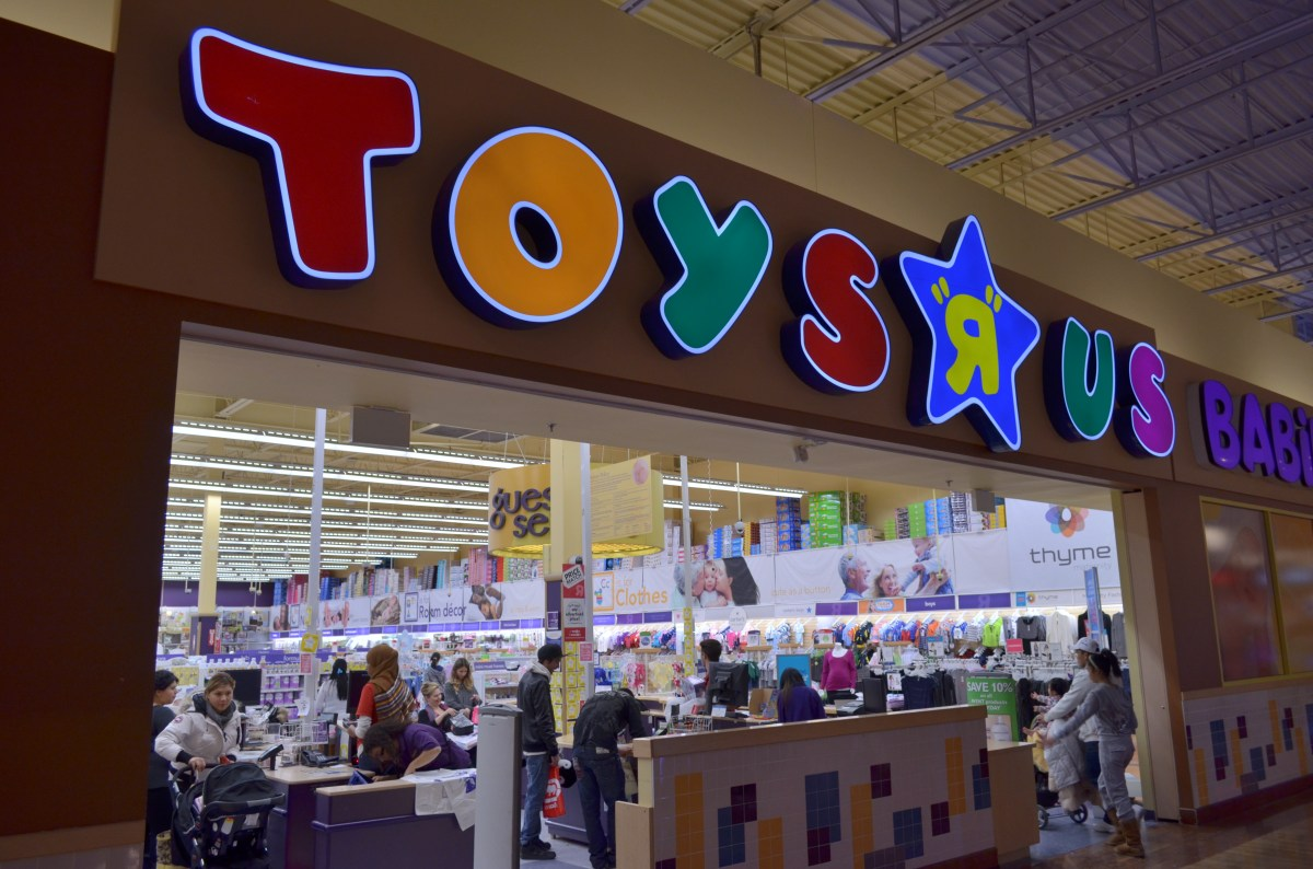 Toys R Us Mission Statement Shop Girl Anonymous