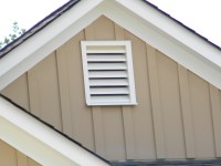 Attic Ventilation Gable End Vents  Attic Ideas