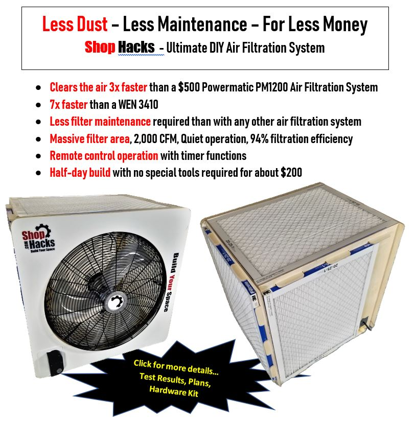 Air Filtration System Shootout Which Is Best Shop Hacks - Air Filtration System