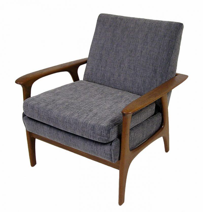 1960/70s Teak Easy Chair  Hoopers Modern