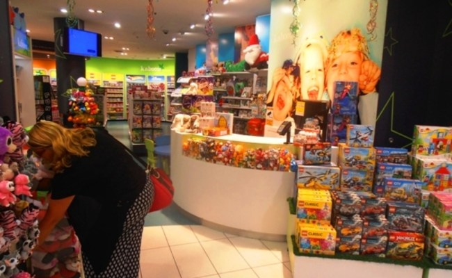 Kaboom Sydney Domestic Airport T2 Shop Love