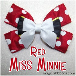 Red Miss Minnie