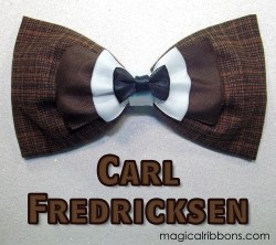 Carl Fredricksen Bow