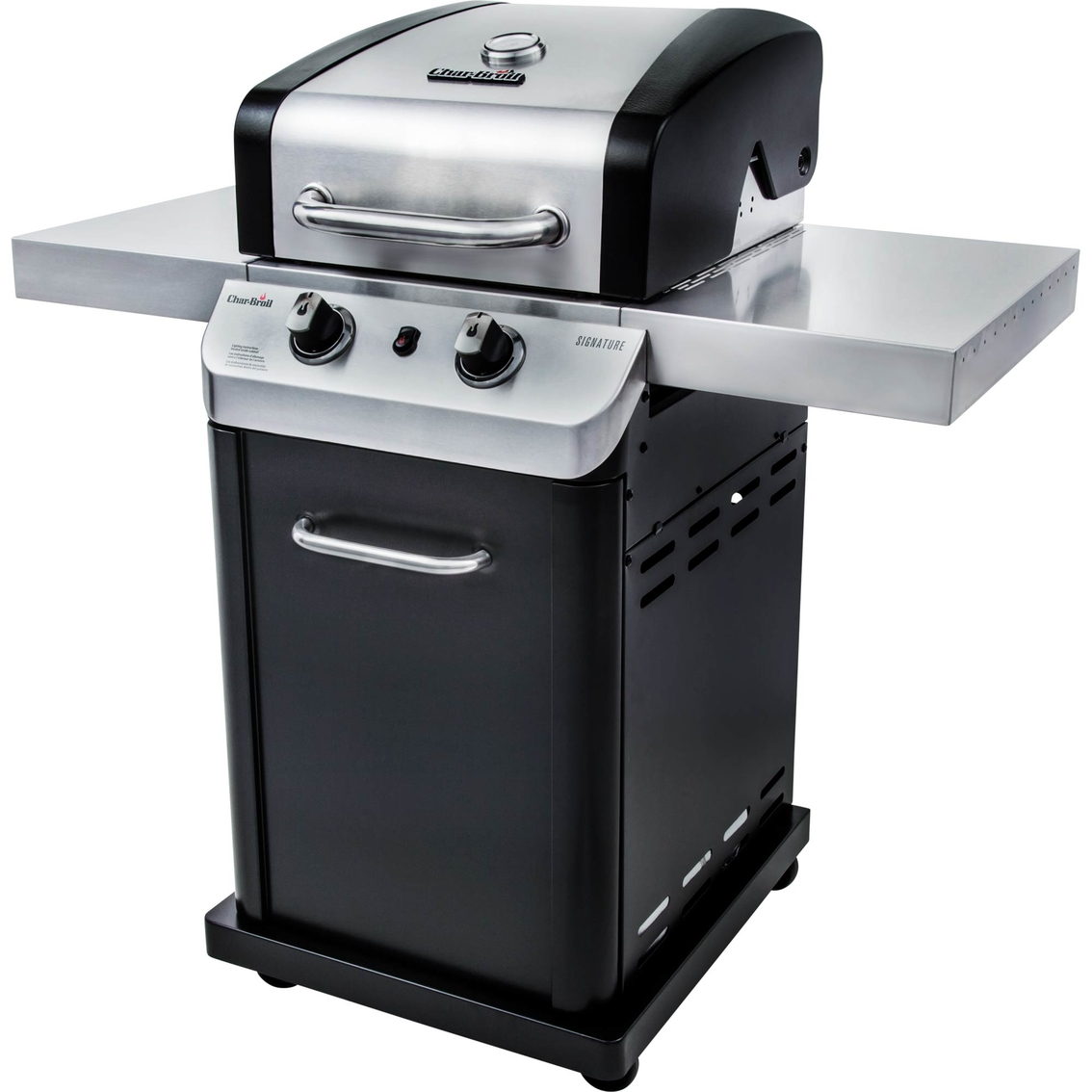 Broil Gasgrill Char Broil Signature 2 Burner Lp Gas Grill Gas Grills More