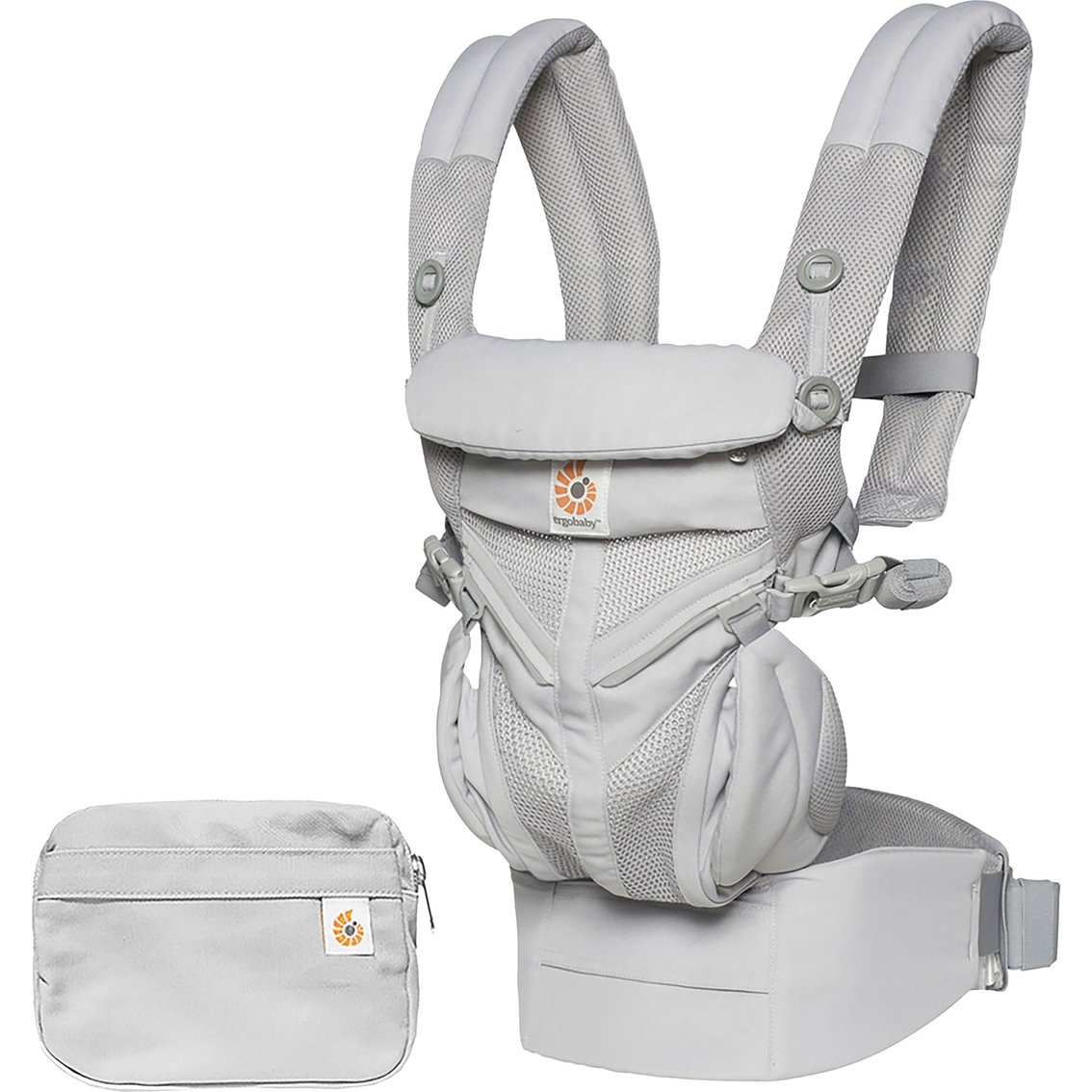 Infant Carrier Military Ergobaby Omni 360 Cool Air Mesh Baby Carrier Baby Carriers