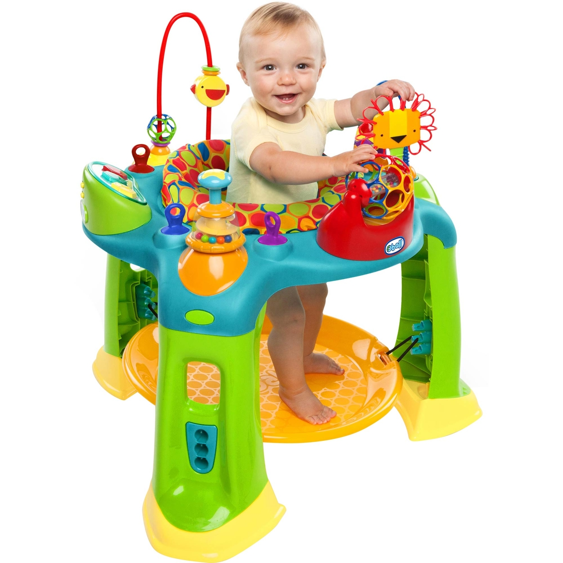 Baby Activity Center Kids Ii Oball Bounce O Bunch Activity Center Activity Centers