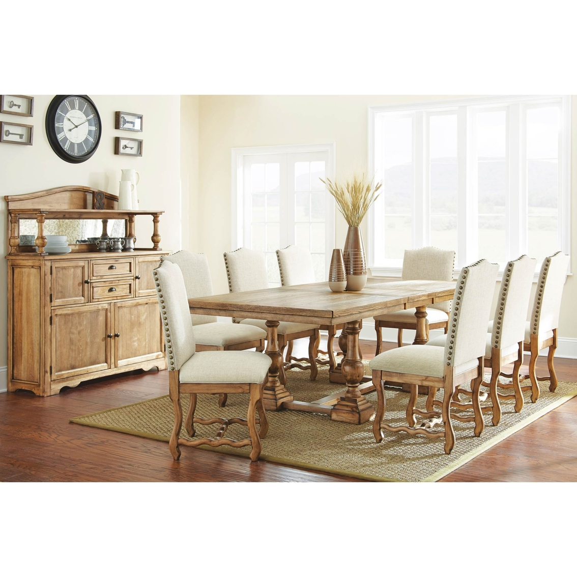Plymouth Furniture Clearance Steve Silver Plymouth Dining Table Tables Home
