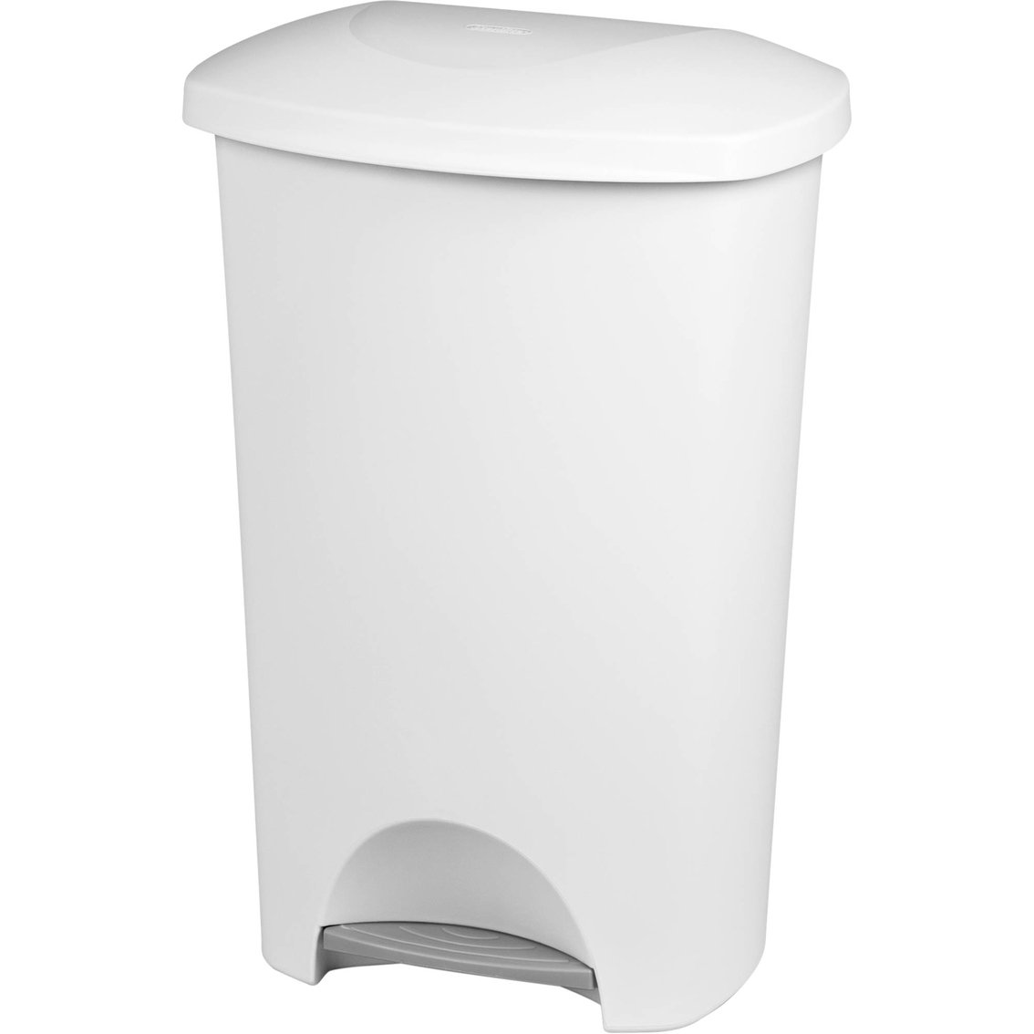Laundry Trash Cans Sterilite 11 Gal Stepon Wastebasket Trash Cans Home
