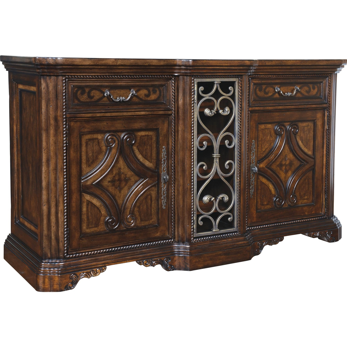 Valencia Buffet Sideboard A R T Furniture Valencia Buffet Dining Storage Home