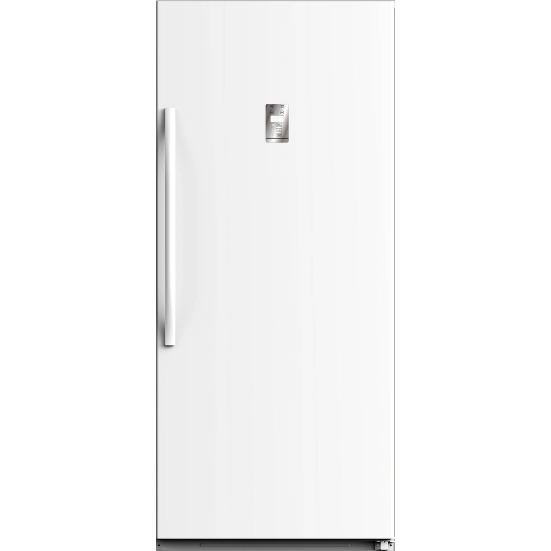 Small Stand Up Freezer Midea 17 Cu Ft Upright Freezer Freezers Home Appliances