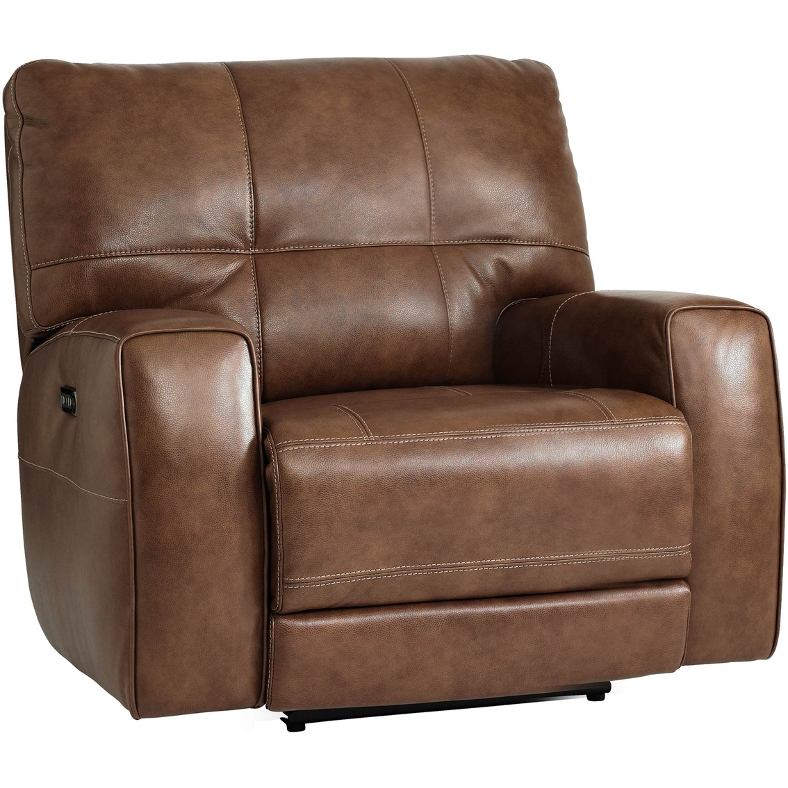 Electric Recliner Leather Chairs Bassett Conway Power Recliner Chairs Recliners Home