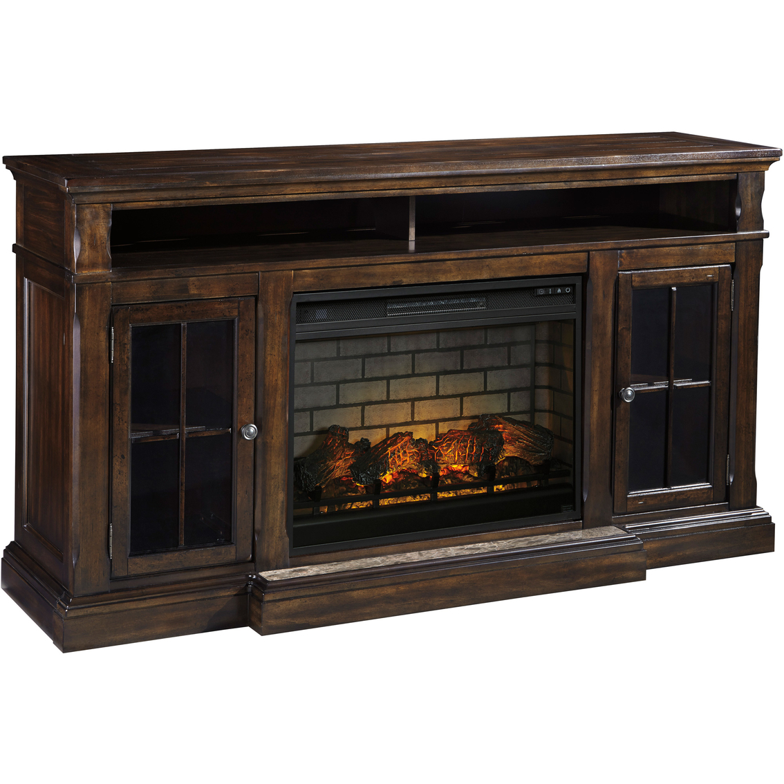 Candles For Fireplace Insert Ashley Roddinton Tv Stand With Fireplace Insert Media Furniture