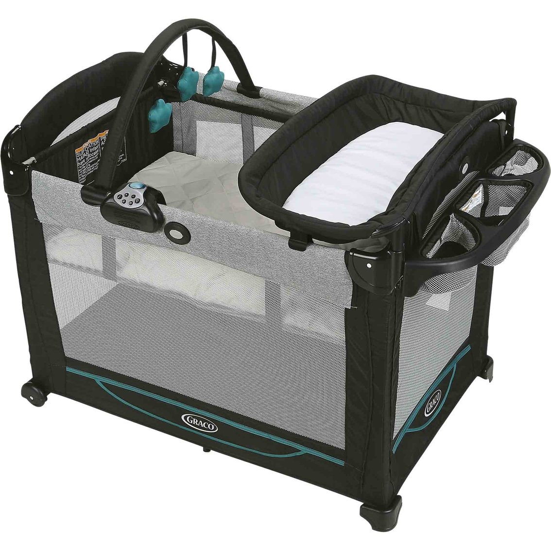 Baby Cradle Graco Graco Pack N Play Playard Element With Bassinet Playards