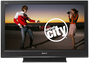 10% off TVs of $500 or up at Circuit City