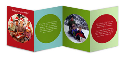 Photoworks Holiday Cards