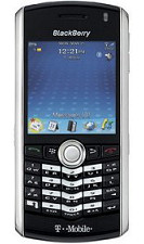 T-Mobile Blackberry Pearl