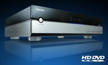 Toshiba HD-XA1 HD-DVD