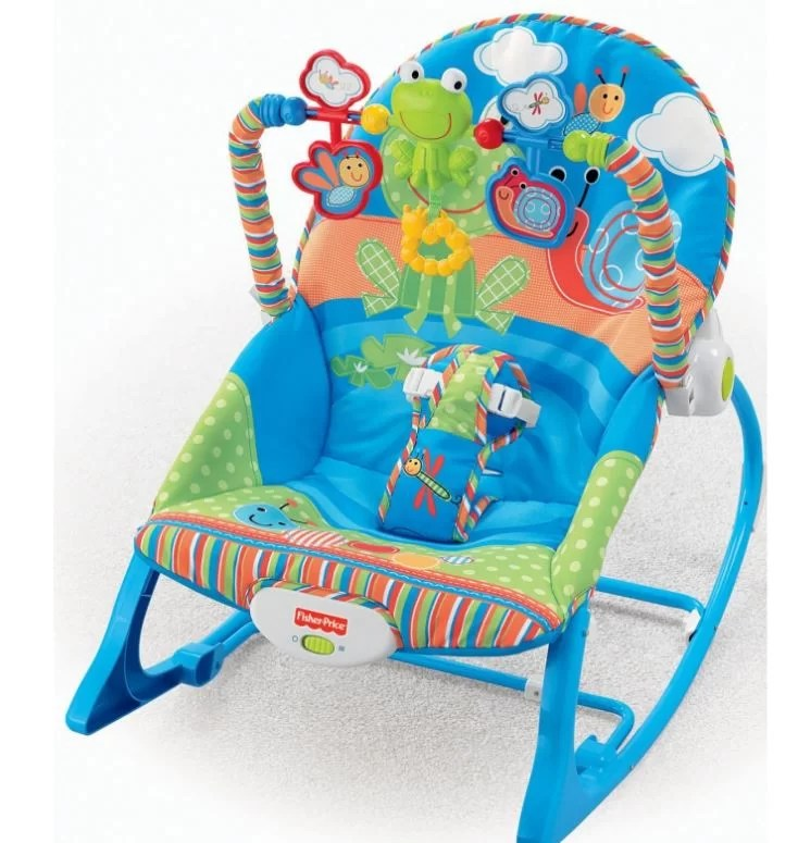 Baby Chair In Pakistan Buy Fisher Price Infant To Toddler Rocker Snail Frog At
