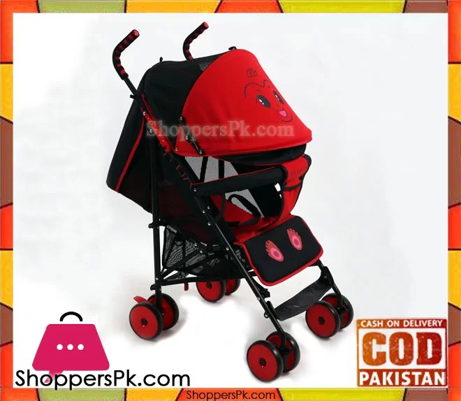 Baby Stroller Price In Pakistan Buy High Quality Fk Baby Stroller Red Sl 307 At Best Price