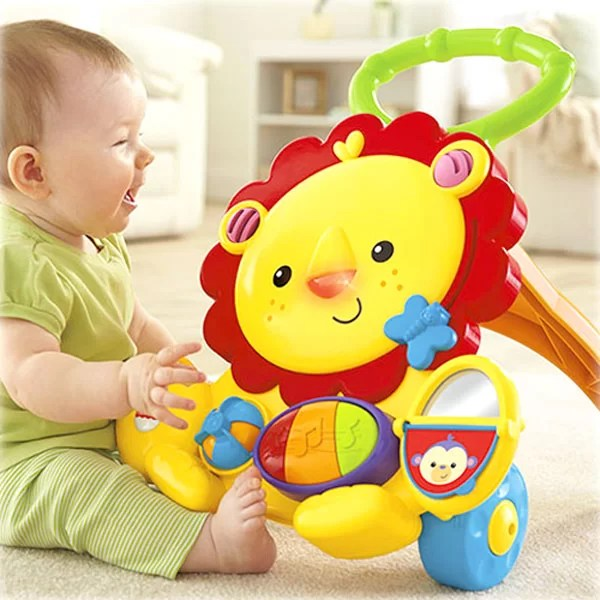 Baby Stroller Price In Pakistan Buy Baby Musical Piano Lion Walker At Best Price In Pakistan