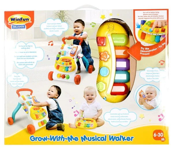 Baby Chair In Pakistan Buy Winfun Grow With Me Musical Walker At Best Price In