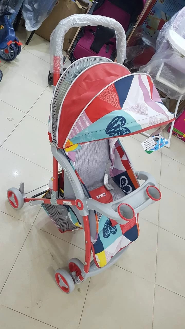 Baby Stroller Price In Pakistan Buy High Quality Multi Color Light Weight Baby Buggy At