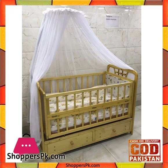 Baby Cots Price In Pakistan Buy Wooden Baby Cot 5035 At Best Price In Pakistan