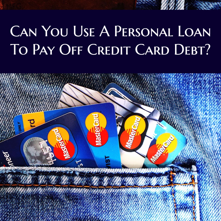 Can I Use A Personal Loan To Pay Off Credit Card Debt? - Shopping Kim
