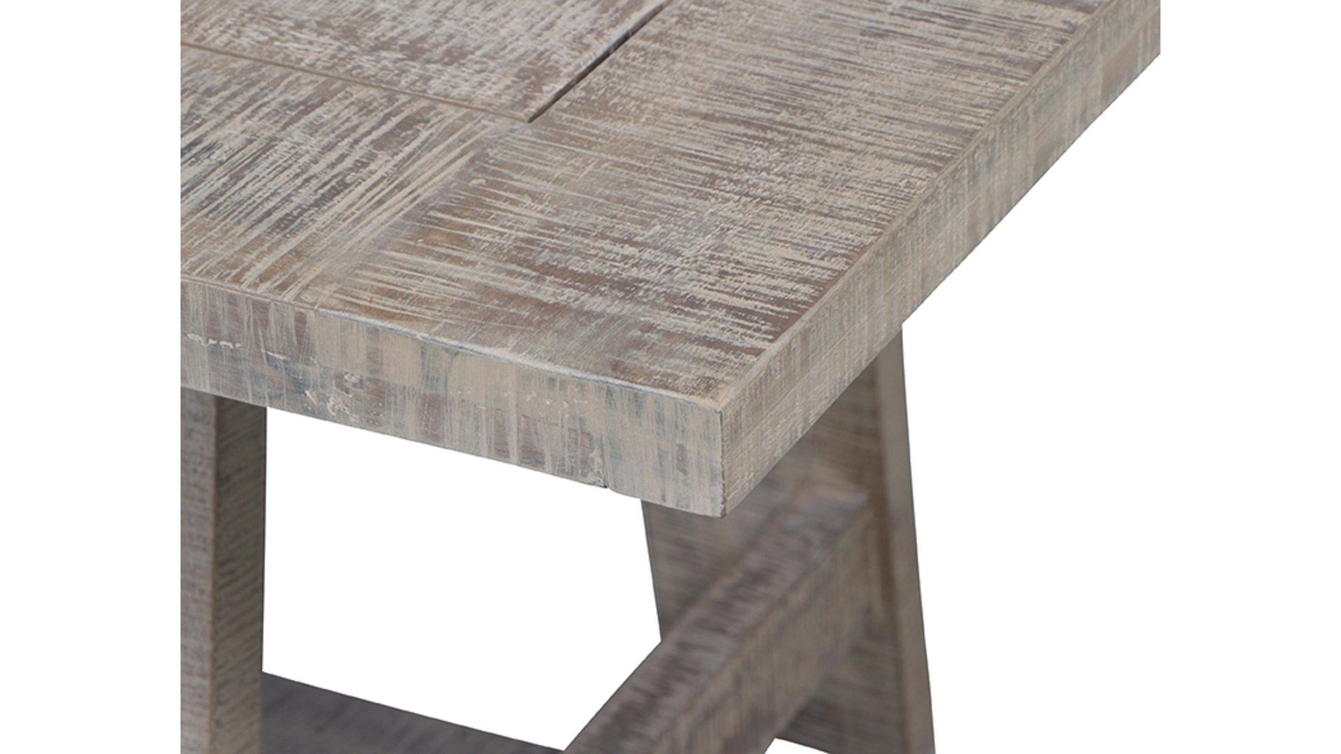 Gartentisch Holz 220 X 100 Vito Tisch Teak Recycelt Geburstet 220