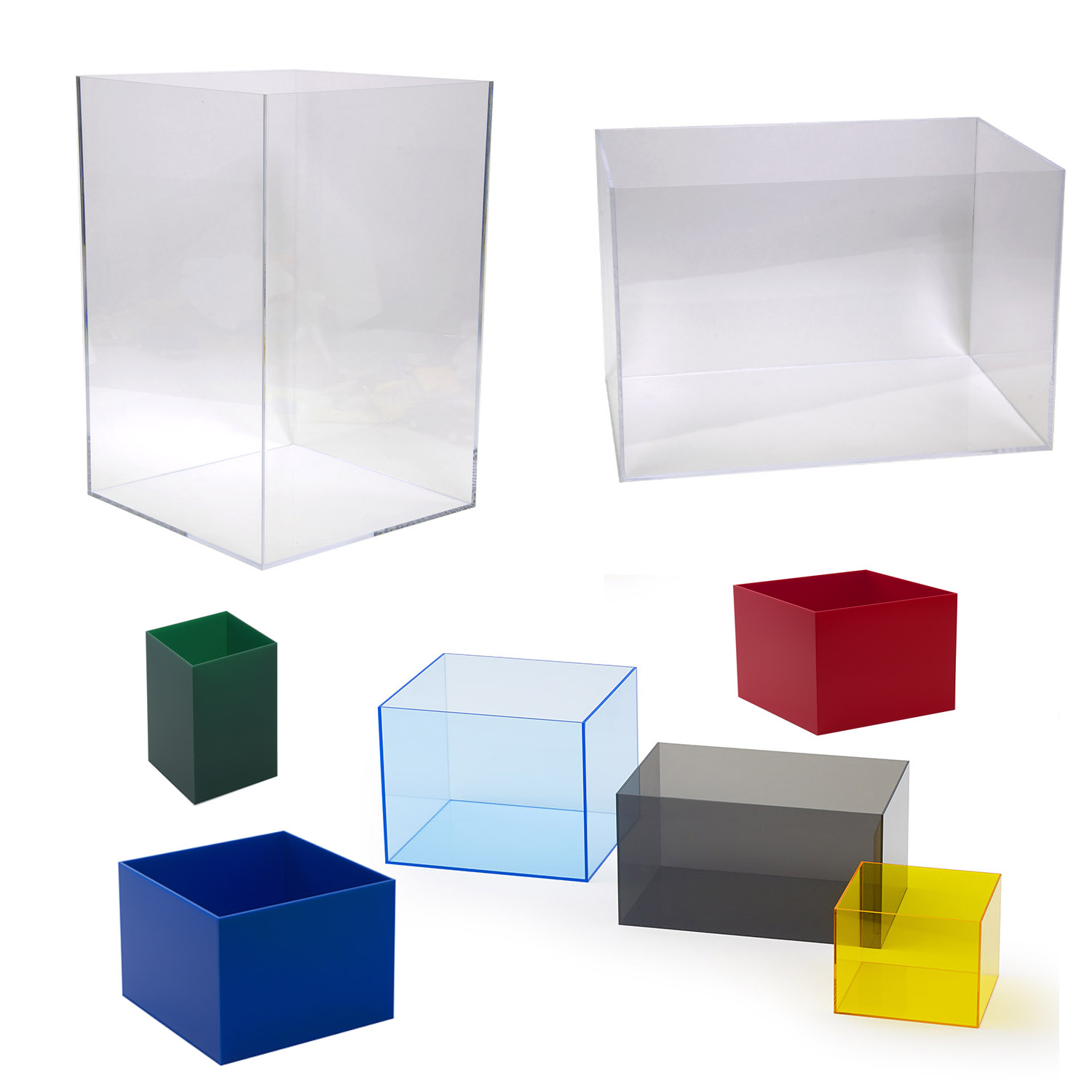 Acryl Doos Acrylic Display Cases And Acrylic Display Boxes Plastic