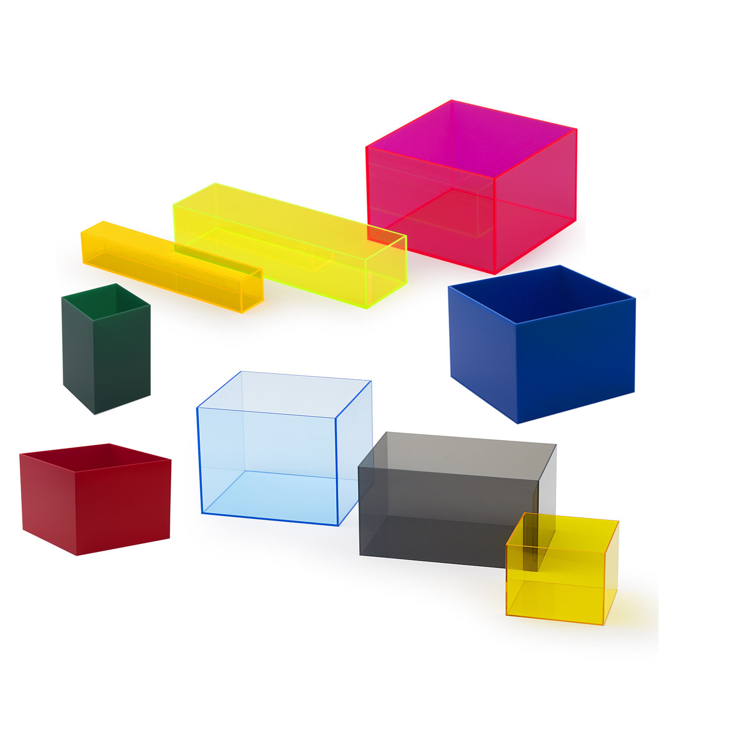 Clear Display Boxes Acrylic Box And Display Boxes Shop Plastic And Plexiglass