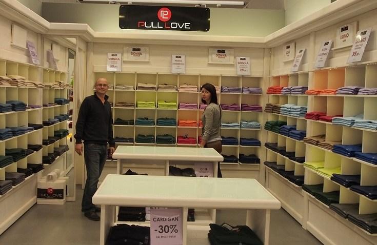 шоппинг в италии