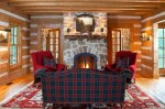 Decorating A Living Room With Red Plaid Couch